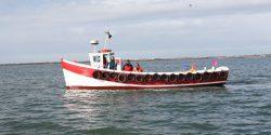 bridlington boat scattering ashes