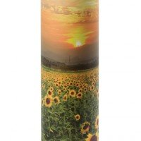 Sunflower Field Scatter Tube