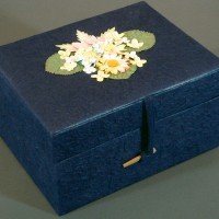 Biodegradable Chest Urn