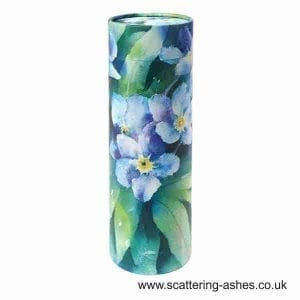 Forget Me Not Scatter Tubes