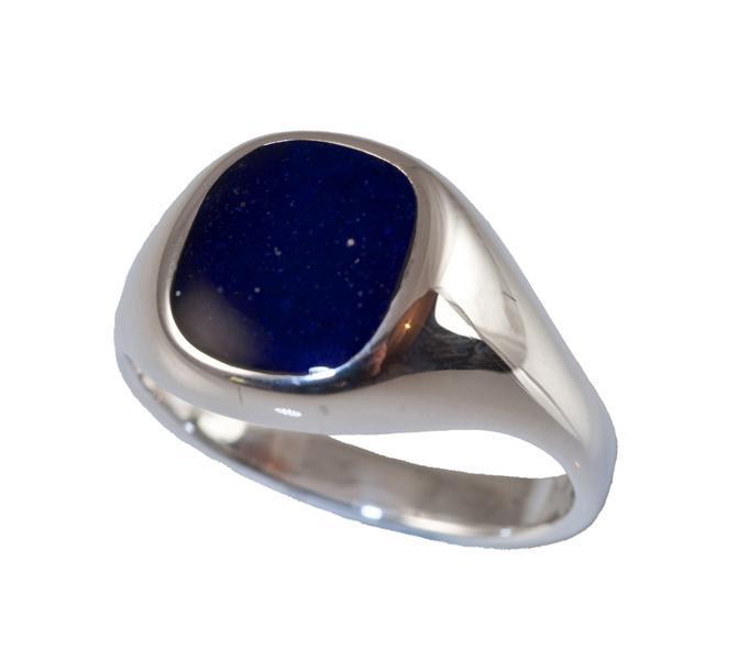 Amethyst rings for men