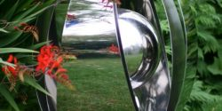 Companion Garden Memorial Sculpture Petal