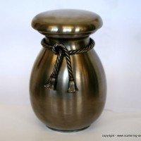 Pewter Urn
