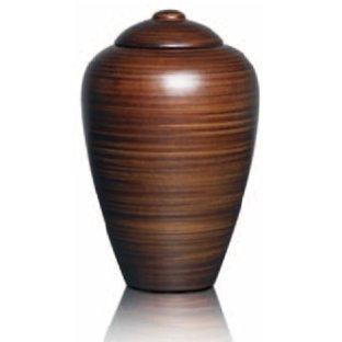 Biodegradable Water Urn Classic walnut