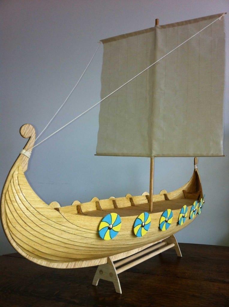 long boat urn