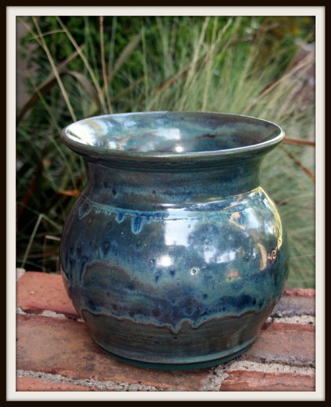 ashes into a ceramic glaze