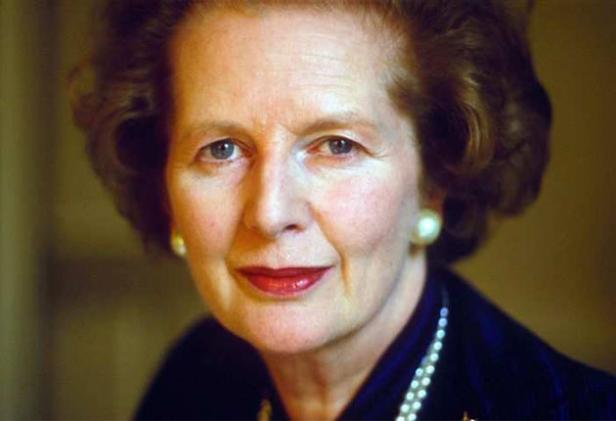 cremation ashes margaret thatcher interred