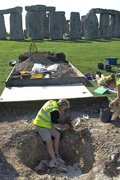 stonehenge crematoria
