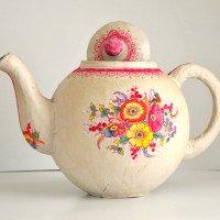 Handmade Teapot Urn