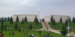 scattering ashes at the nma
