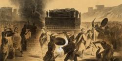 cremation of julius caeser