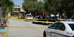 creamtion ashes cause mall shutdown
