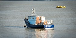boat for Sikh ceremony gravesend