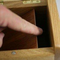 Jewellery Box Urn