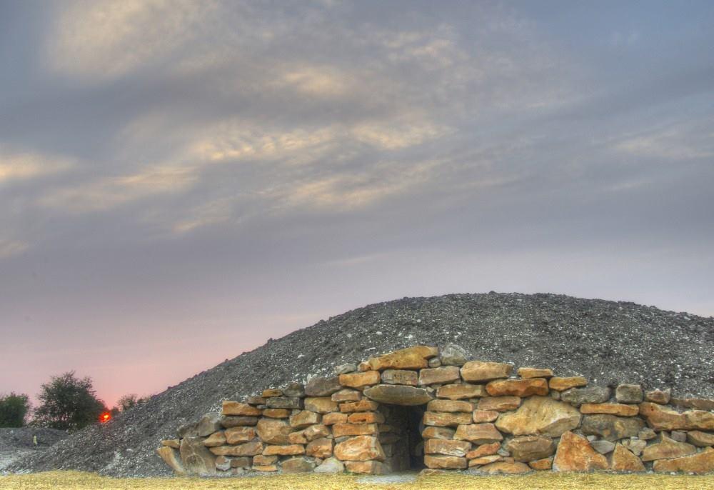 ashes long barrow columbarium
