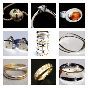 Use your loved one's jewellery to make something totally unique that you can wear everyday.