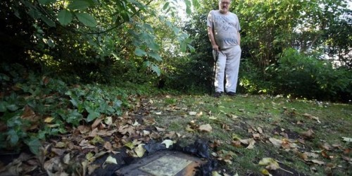 mystry ashes buried