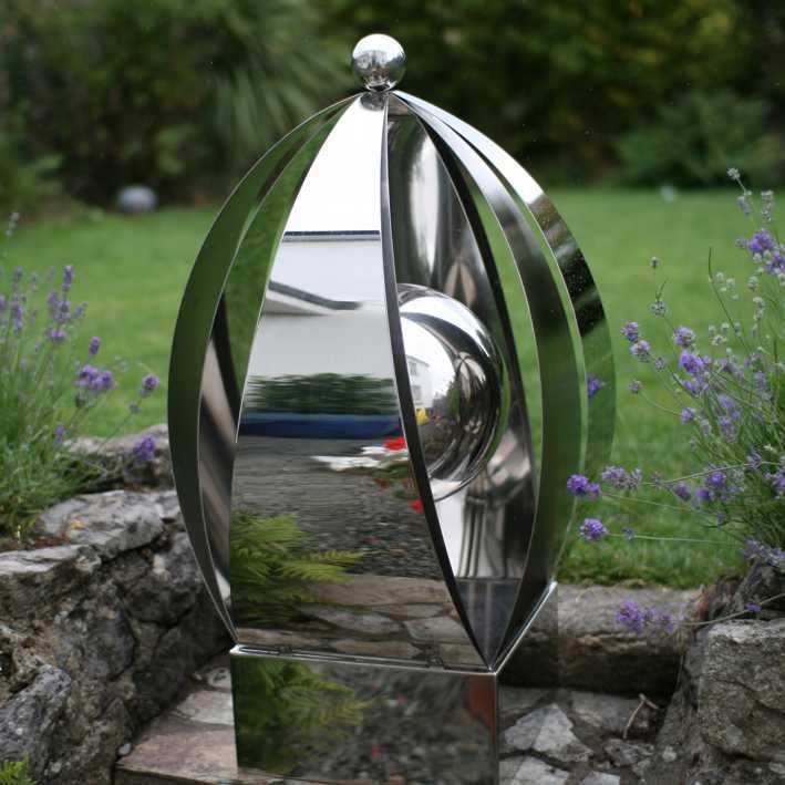 Companion Garden Memorial Sculptures Petal Scattering Ashes