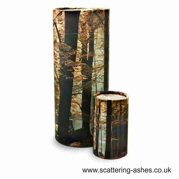Autumn Forest Scatter Tubes