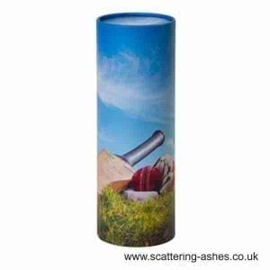 Cricket Fan Scatter Tube