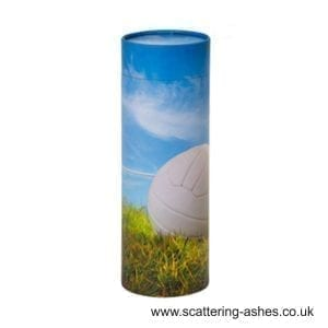 Football Fan Scatter Tube