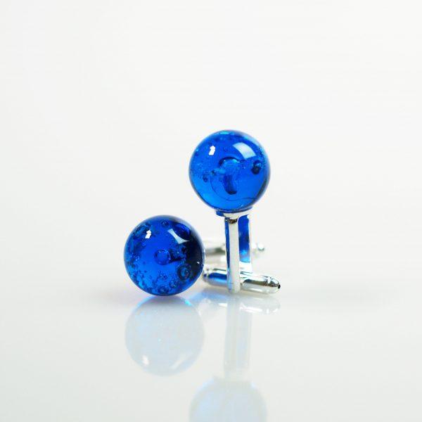 Blue Halo Cufflinks