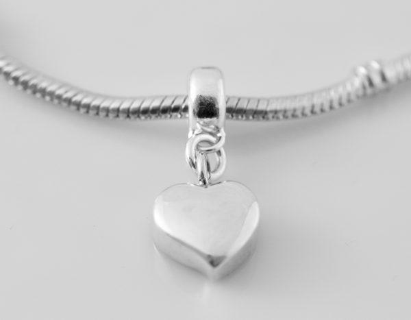 silver pandora charm